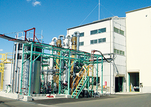 Fine chemical dedicated factory